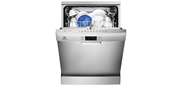Полноразмерная посудомоечная машина Electrolux ESF 9552 LOX