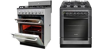 Какую кухонную плиту поставить в арендное жилье