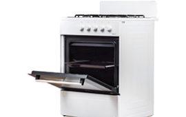 Комбинированная кухонная плита для дома Artel Apetito 00-E WH