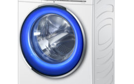 Обзор стиральной машины с фронтальной загрузкой Haier HW80-B14686