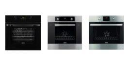 Обзор лучших моделей электрических встраиваемых духовых шкафов Zanussi