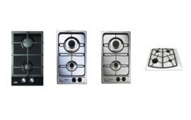 Отбор лучших моделей популярных и недорогих варочных газовых панелей