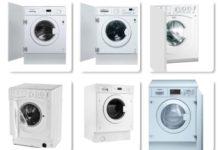 Топ 6 моделей узких встраиваемых стиральных машин