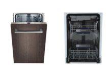 Обзор лучших моделей встраиваемых посудомоечных машин Siemens шириной 45 см