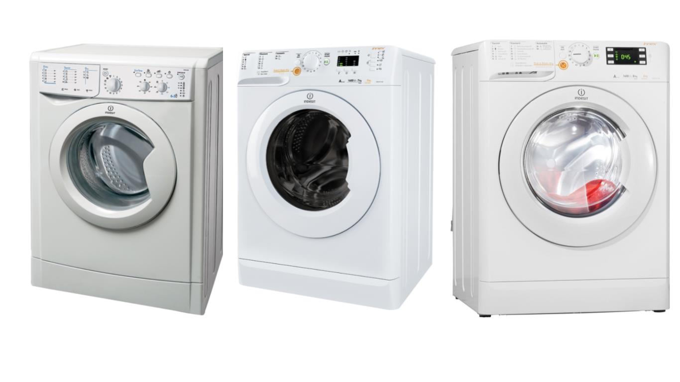 Топ 3 лучших стиральных машин с сушкой Indesit