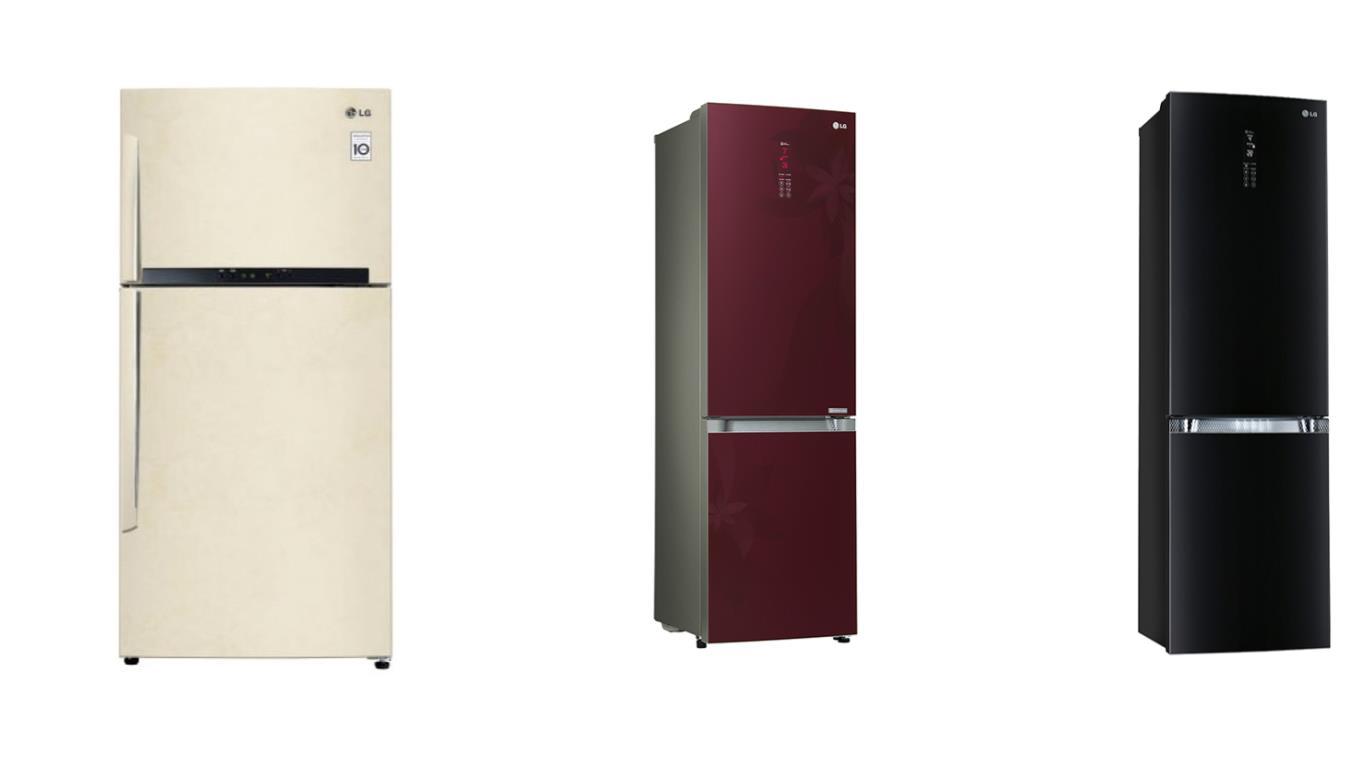 Сравнение лучших моделей холодильников LG с зоной свежести