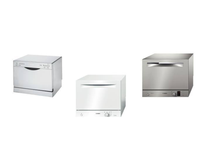 Сравнение лучших моделей компактных настольных посудомоечных машин с Aquastop