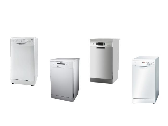Обзор лучших моделей посудомоечных машин шириной 45 см