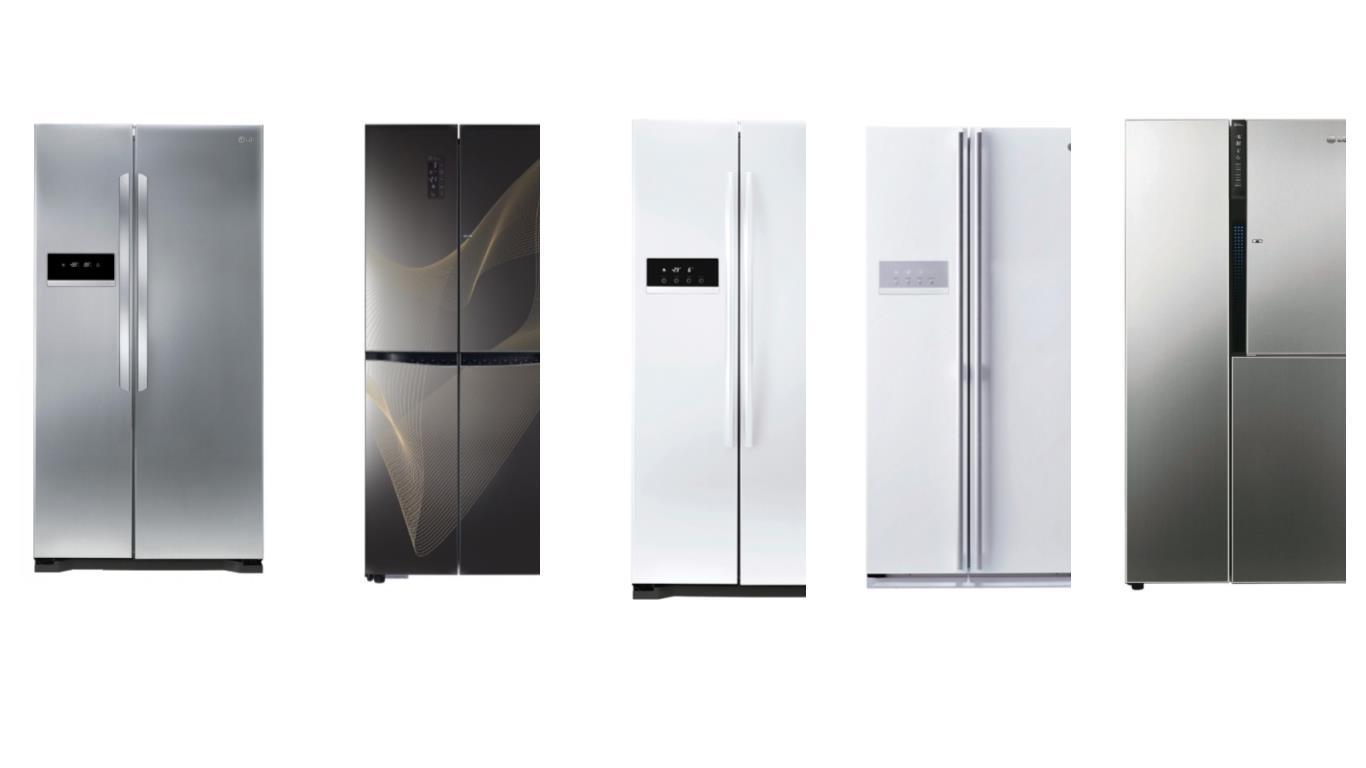 Обзор лучших моделей холодильников  LG Side-by-side