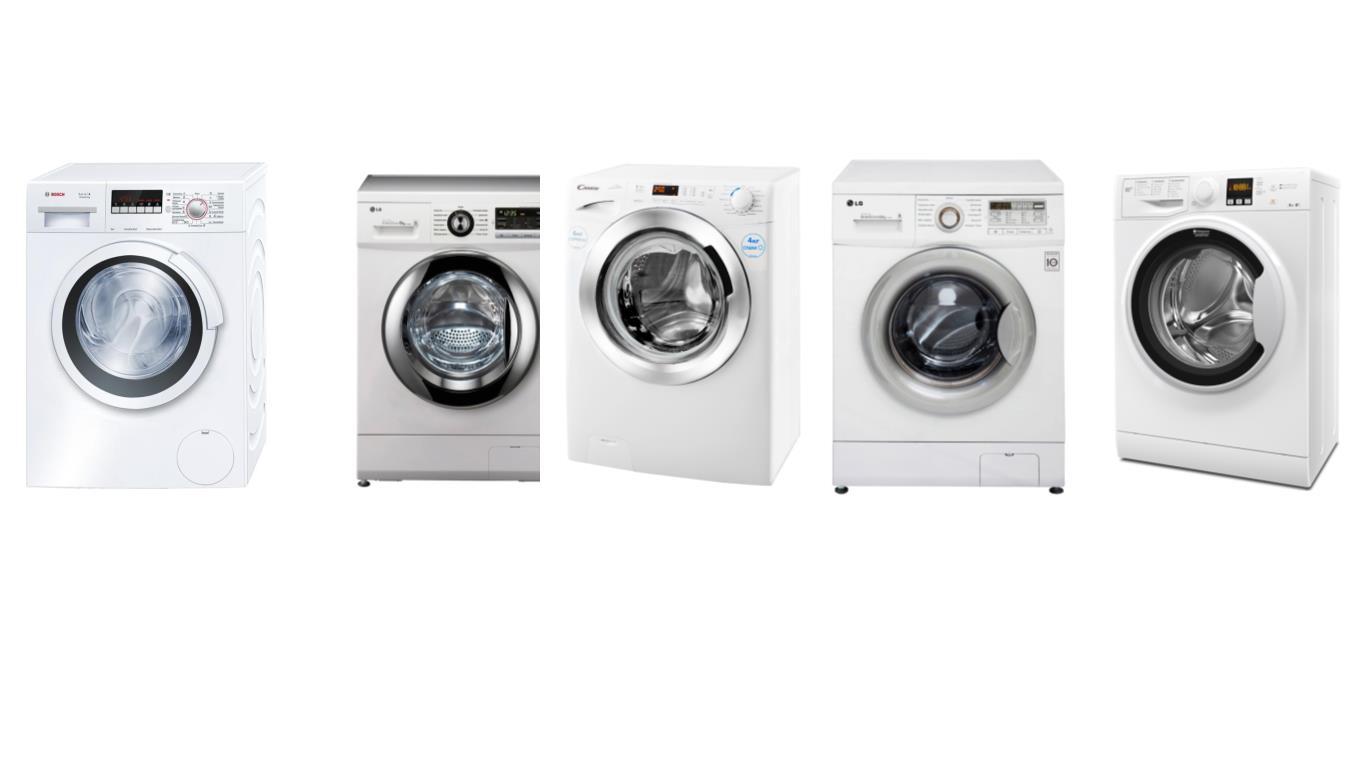 Сравнение лучших моделей стиральных машин-автоматов загрузкой 6 кг