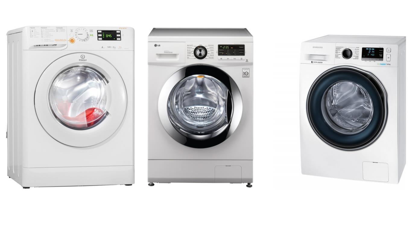 ТОП 3 лучших и качественных стиральных машин-автоматов