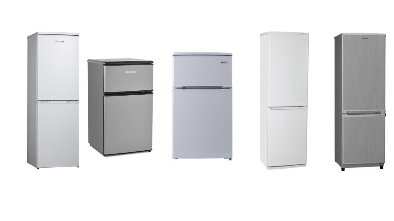 Секреты выбора лучших моделей маленьких двухкамерных холодильников Shivaki