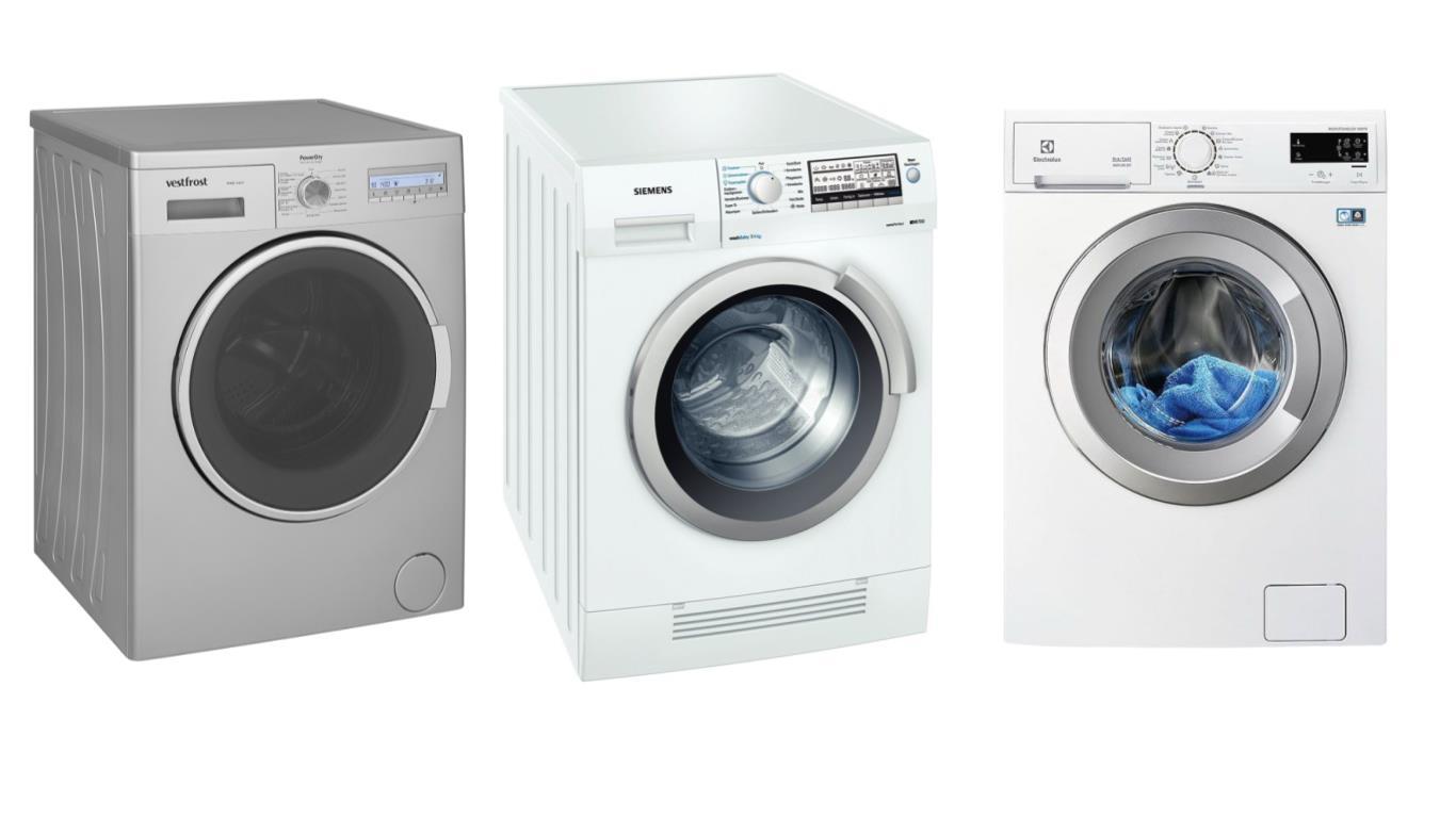 Сравнение лучших моделей стиральных машин с сушкой белья