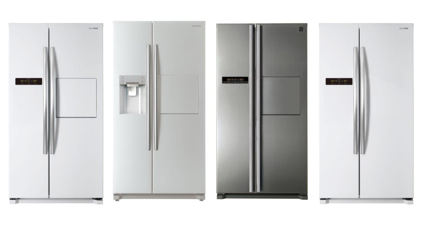 ТОП 4 лучших холодильников Daewoo Electronics Ноуфрост