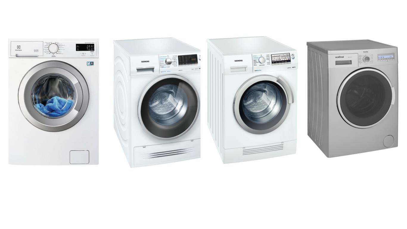 ТОП 4 лучших стиральных машин с сушкой