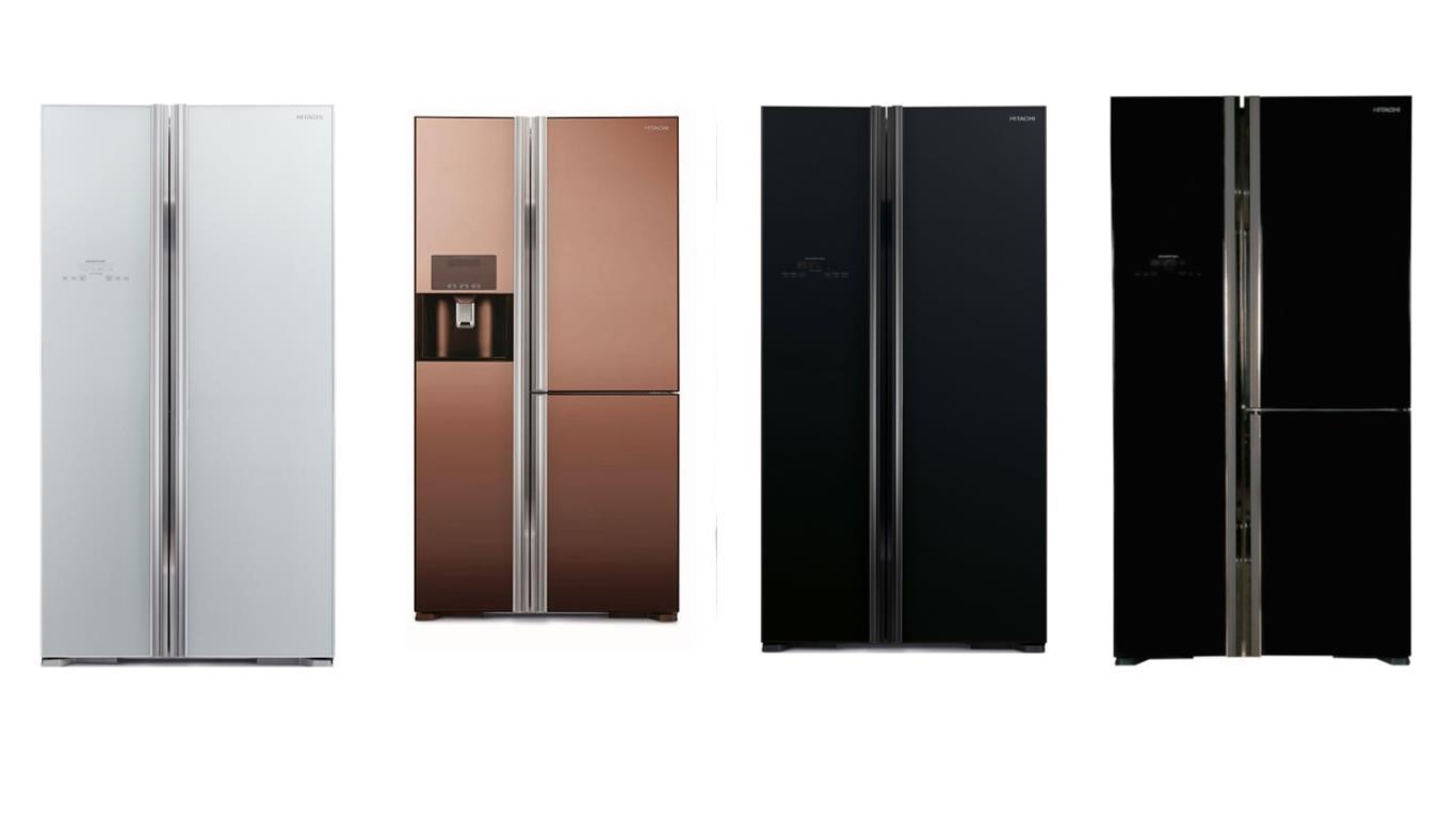 Особенности выбора лучших моделей холодильников side-by-side Hitachi