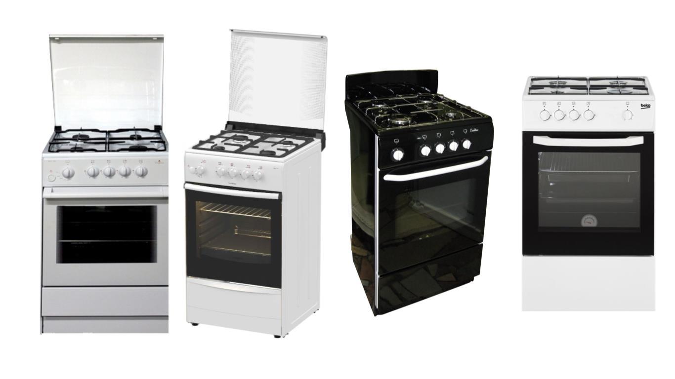 Выбор лучших моделей узких газовых плит