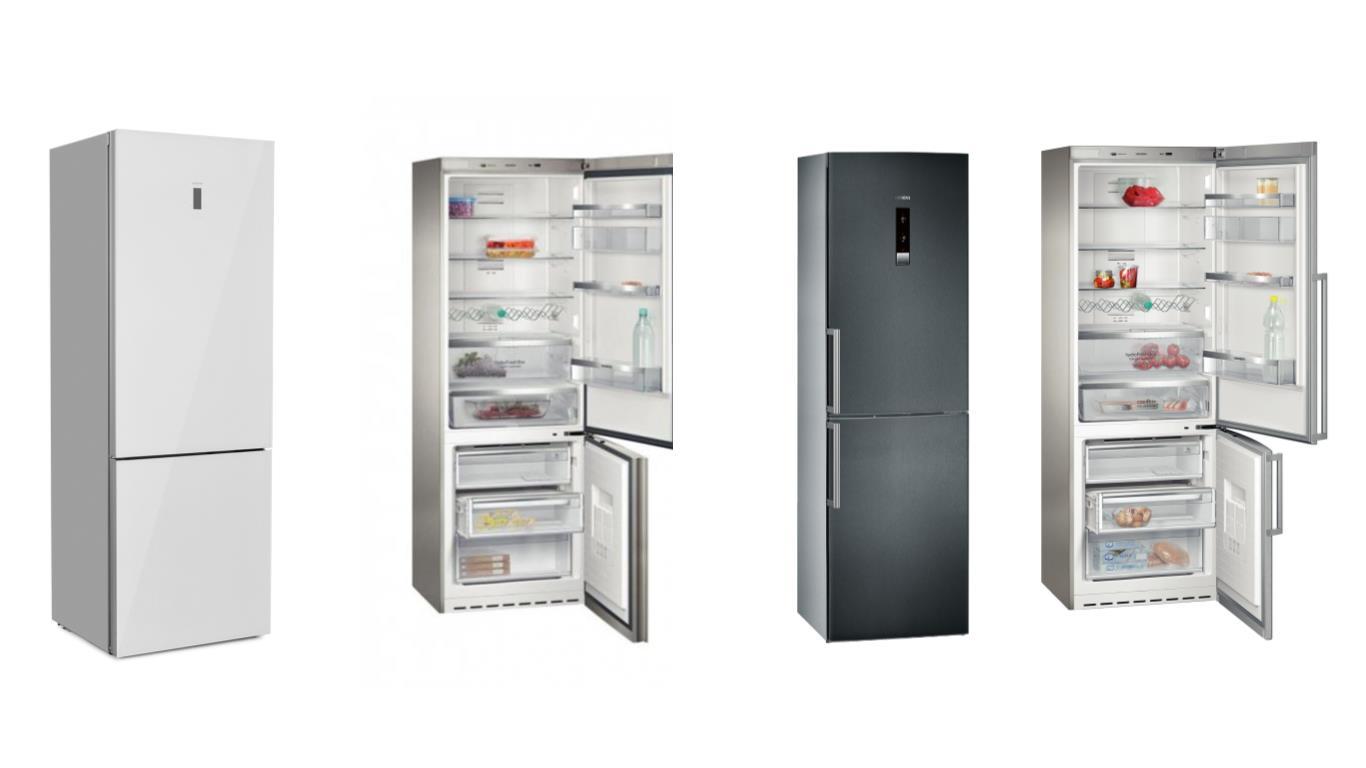 Особенности выбора  лучших холодильников Siemens Ноу фрост