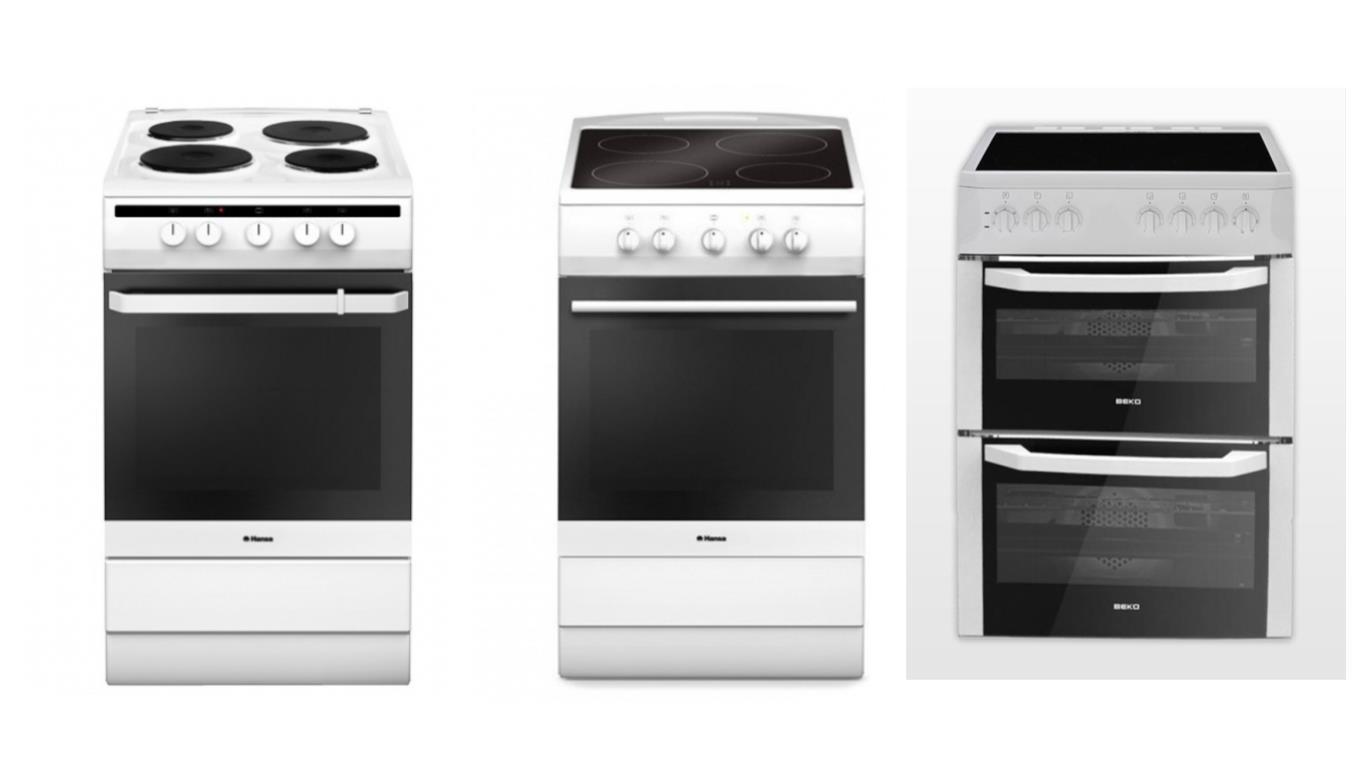 Выбор лучшей недорогой электрической плиты с большой духовкой