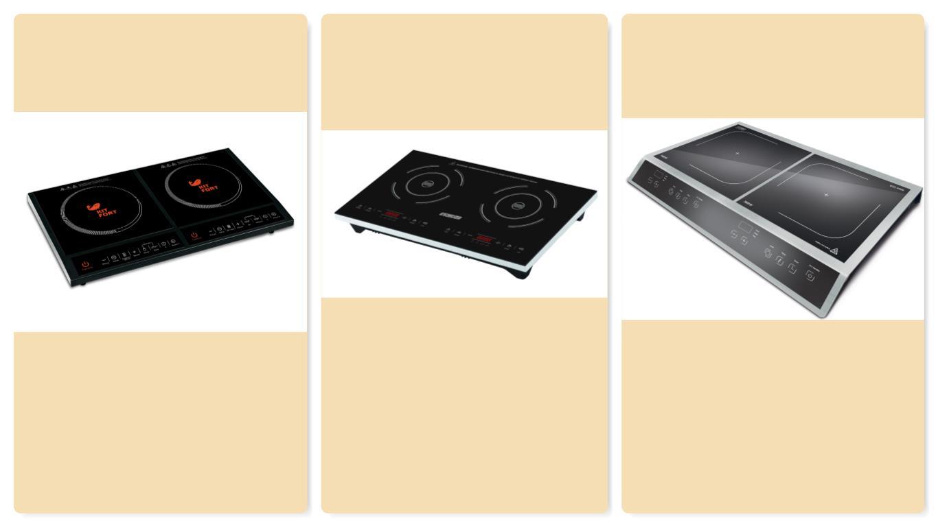 Особенности выбора лучших недорогих индукционных плит