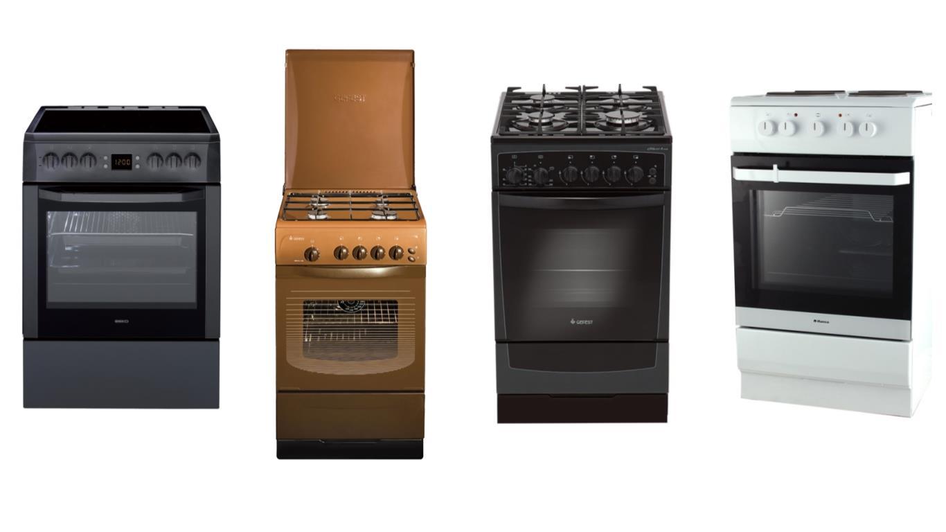 Выбор лучших моделей узких плит для кухни
