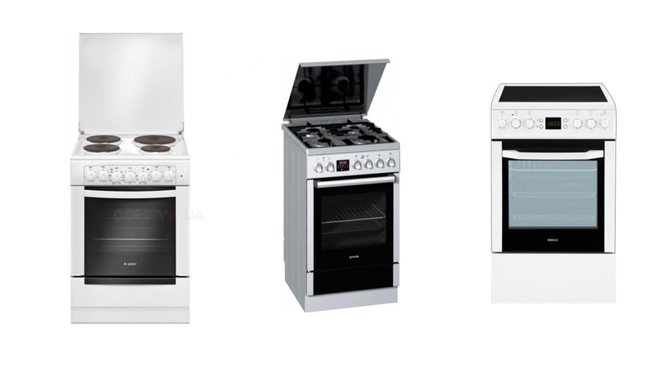 Особенности выбора лучшей плиты с конвекцией духовки