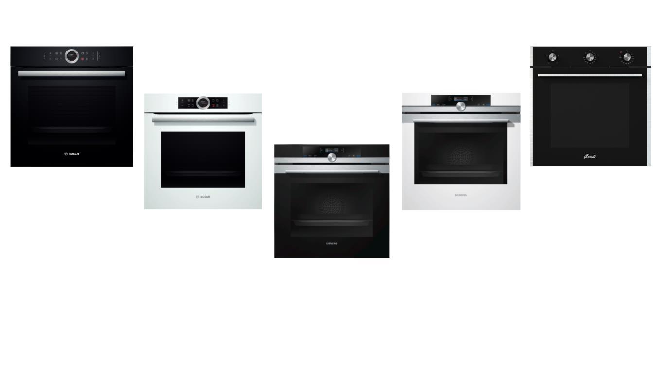 Духовой шкаф Siemens выбор электрических и газовых встраиваемых компактных духовок Характеристики шкафов iQ700 HB634GBS1 и других моделей
