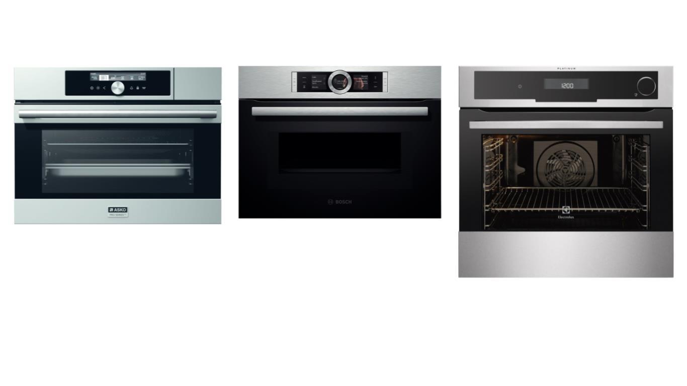Духовой шкаф NEFF особенности электрических и газовых разновидностей с убирающейся дверцей Как выбрать встраиваемую духовку с функцией СВЧ пиролизом и пароваркой