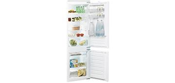 Встраиваемый холодильник с капельным охлаждением Indesit B18 A1D/I