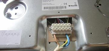 Электрические варочные панели: безопасное использование