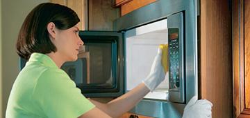 Мытье микроволновки и что нельзя в ней готовить