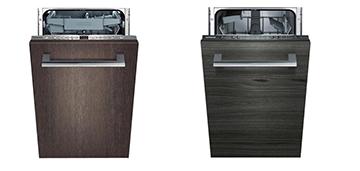 Обзор немецких встраиваемых посудомоечных машин Siemens iQ500 SR656D10TR, Siemens iQ100 SR615X10IR
