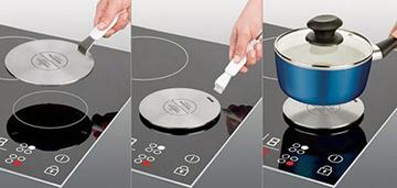 Излучение индукционных плит: реальный и потенциальный вред