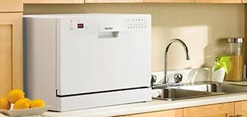 Обзор компактных и мобильных посудомоечных машин для квартиросъемщиков