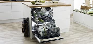 Тишина – золото: исключаем шум и вибрацию посудомоечных машин